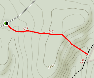 Wasson Trail Map