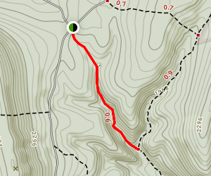 Tarkiln Trail Map