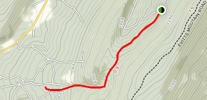 Rose Trail Map