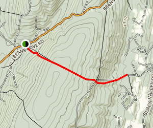Fetters Trail Map