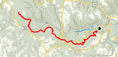 Heritage Trail Map