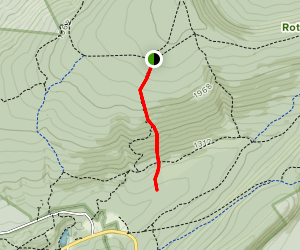 Collier Trail Map