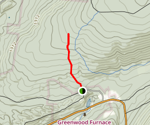 Griffith Trail Map