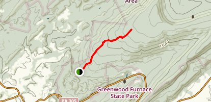 Wallace Trail Map
