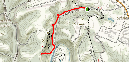 Fireman's Trail Map