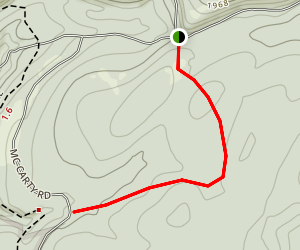 High Landing Trail Map