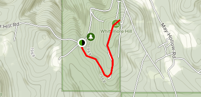 Whittimore Tower Map