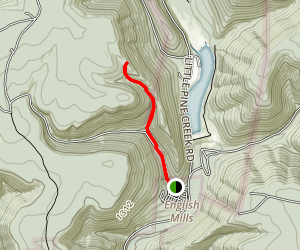 Spike Buck Trail Map