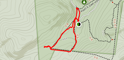 Watershed Trail Map