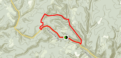 Half Mile Trail Map