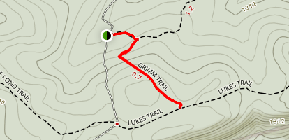 Grimms Trail Map