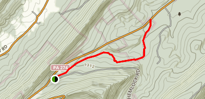 Iron Horse Trail Map