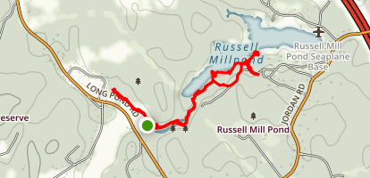 Russell Millpond Map
