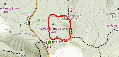 Laurel Loop Map
