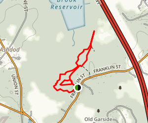 John Sherman Trail Map