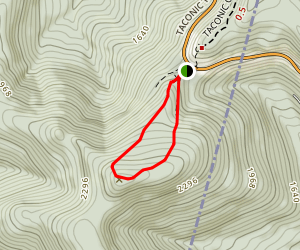 Mount Ranier Trail Map