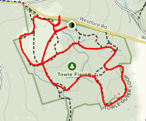 Towle Inner and Outer Loop Map