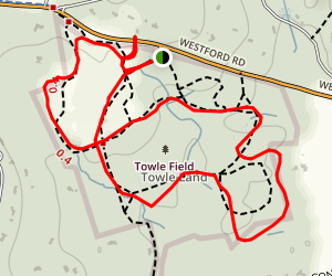 Towle Inner Loop Map