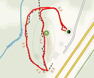 Signal Hill Loop Map