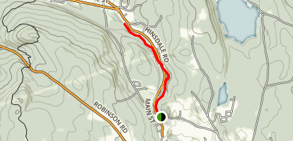 Old Mill Trail Map