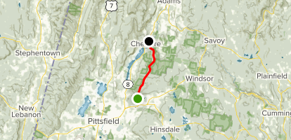 Appalachian Trail: Dalton to Cheshire - Machusetts | AllTrails on sloatsburg map, hiking map, long trail map, north country trail map, blue ridge mountains map, rowayton map, alabama trail map, john muir trail map, mokelumne coast to crest trail map, aska trail map, florida trail map, appalachian mountains map, continental divide trail map, bigfoot trail map, allegheny trail map, mississippi river map, blue ridge parkway map, great appalachian valley map, great smoky mountains national park map, grand enchantment trail map,