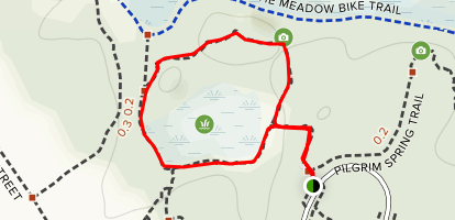 Small Swamp Trail Map