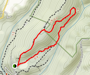 Three Mile Trail Loop Map