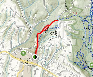 Carmichael Trail  Map
