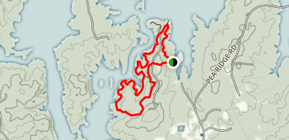 New Hope Red Route Map
