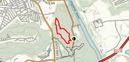 Guignard Clay Quarry Loop Trail Map