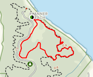 Neuse River Loop Trail Map
