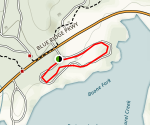 Price Park Campground Map