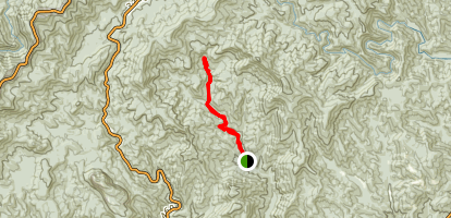 Buckhorn Gap Map