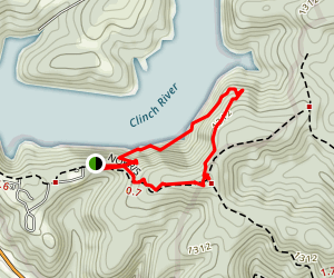 Lake View Trail  Map
