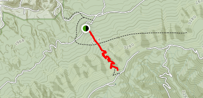 Morrell Trail Map