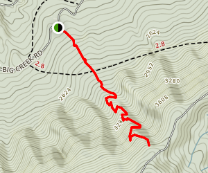 Morrill Trail Map