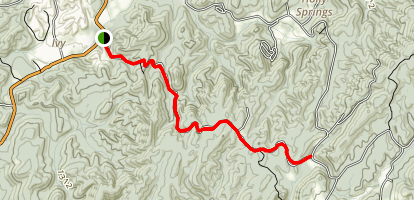 Ivy Trail Map