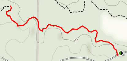 Deer Trail [CLOSED] Map
