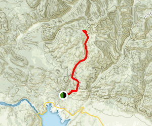 Cave Gulch Map