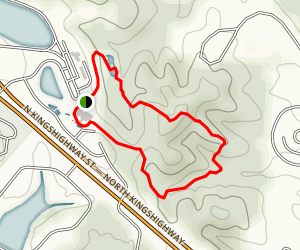 Cape Girardeau Conservation Nature Center Outer Trail Loop Map