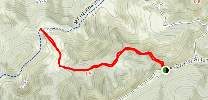 Show-Me-the-Horse-Trail Map