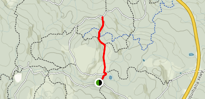 Greenstone Managed Area Trail Map