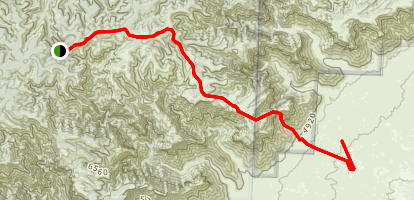 Ussery Trail Map