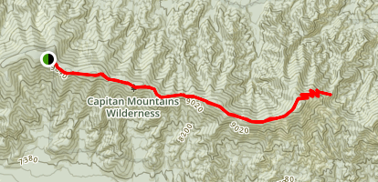Summit Trail Map