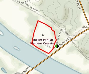 Tucker Park Trail Map