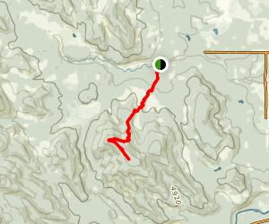 Ranger Summit Trail Map