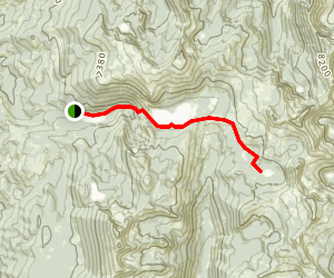 Rapid Lake Trail Map