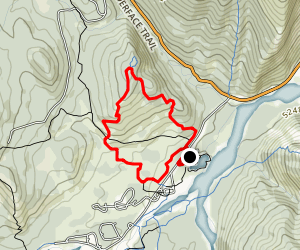 Ford Knoll Loop Trail Map