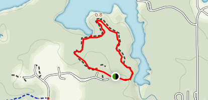 Potato Creek Trail 3 Map