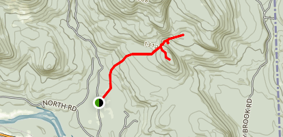 Scudder Trail Map